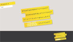 Staatstheater Stuttgart logo brand