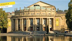 StaatsTheater Stuttgart logo rendering seconda proposta