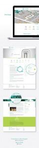 Presentazione branding brochure Escogito