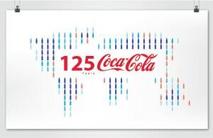 Coca Cola - Seconda proposta logo vincitore pich internazionale