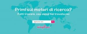 Primi sui motori di ricerca - Agenzia SEO Simpliza